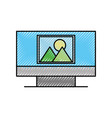 computer picture screen device technology wireless vector image