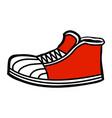 Sneaker cartoon icon