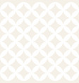seamless subtle geometric lines pattern vector image vector image