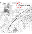 Architecture Plans vector image vector image