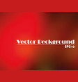 bright red gradient background vector image vector image