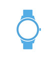 smart technology smartwatch watch icon vector image