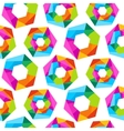 Geometric Abstract Seamless vector image