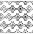 Tribal vintage pattern vector image