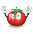 a tomato vector image vector image