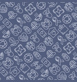 charity and donation seamless pattern vector image vector image