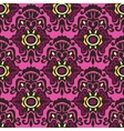 Damask seamless pattern medieval vector image vector image