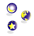 icons Star vector image vector image