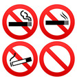 No smoking sign vector | Price: 1 Credit (USD $1)