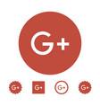 astana kazakhstan -10 july 2020 google icon vector image vector image