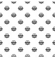 badge hipster pattern seamless vector image vector image