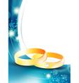 bridal frame vector image