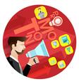 Business Promotion Concept