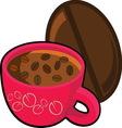 COFFE 6a vector image vector image