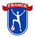 france win vector image vector image