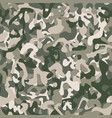 seamless khaki camouflage vector image