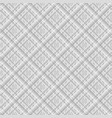 abstract geometric background seamless pattern vector image vector image