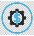 Financial Options Icon vector image vector image