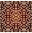 Seamless hand drawn ethnic texture vector image vector image