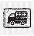 free delivery box icon symbol design vector image
