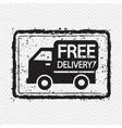 free delivery box icon symbol design vector image