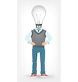 Idea Guy vector image