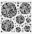 natureecology - symbols vector image