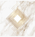 gold diamond pattern on elegant marble texture