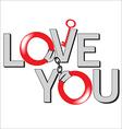 bonds of love vector image vector image