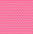 pink drops pattern vector image