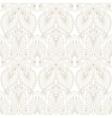Seamless greek Art Nouveau pattern vector image