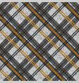 seamless pattern tartan cloth checkered pattern vector image vector image