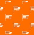 flag lgbt pattern seamless vector image vector image