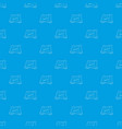 switzerland map pattern seamless blue vector image