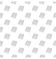 retro studio equalizer icon outline style vector image vector image