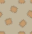 seamless abstract pattern for fabric vector image vector image