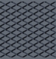 seamless pattern with 3-d effect cubes