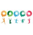 speech jumpers vector image