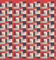abstract geometric shape retro vintage seamless vector image
