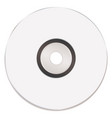cd disc vector image
