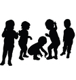 kids collection - vector image vector image