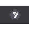 Number 7 seven logo icon design vector image vector image