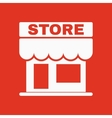 The store icon Shop and retail market symbol vector image vector image