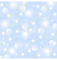Christmas shiny abstract background vector image vector image