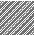 black white abstract striped seamless pattern vector image