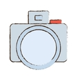photo camera picture image icon sketch vector image vector image
