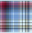 check pixel plaid textile texture seamless pattern vector image