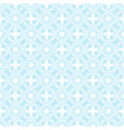 seamless blue abstract geometric pattern with vector image vector image