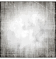 Old white paper texture abstract grunge background vector image vector image