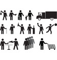 pictograph people activities